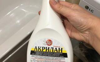 Чем и как мыть душевую кабину: обзор моющих средств