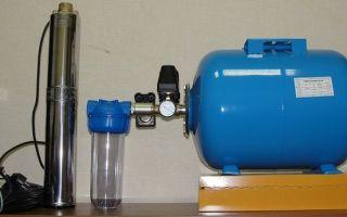 Скважинный насос «водолей»: характеристики, устройство, подключение