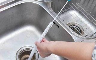 Трос для прочистки канализации: виды, как выбрать и правильно использовать