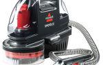 Моющие пылесосы bissell: 8 популярных американских моделей