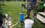 Ручной насос для воды своими руками: обзор лучших самоделок