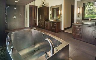 Акриловая или чугунная ванна — что лучше и почему?