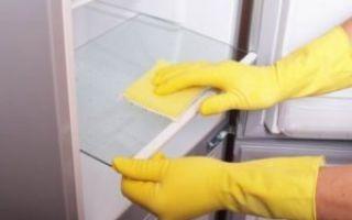 Чем помыть холодильник внутри и снаружи: лучшие средства + инструктаж
