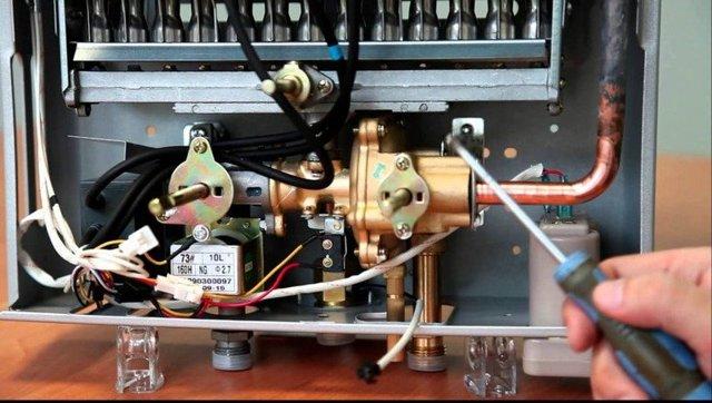 Почему тухнет газовый котел? Разбор причин и способов их устранения