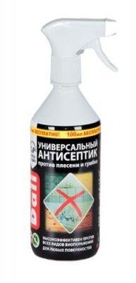 Антигрибковое средство для стен: лучшие антисептики против плесени