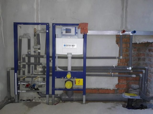Инсталляция для биде: установка и монтаж для подвесного вида