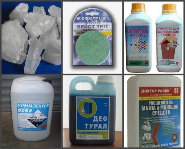 Очистка выгребных ям: обзор лучших методов + как очистить самому