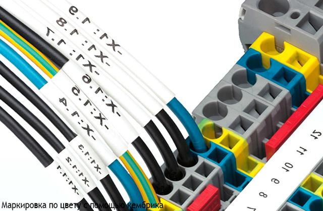 Цвета проводов в электрике: типовая маркировка + разбор нюансов