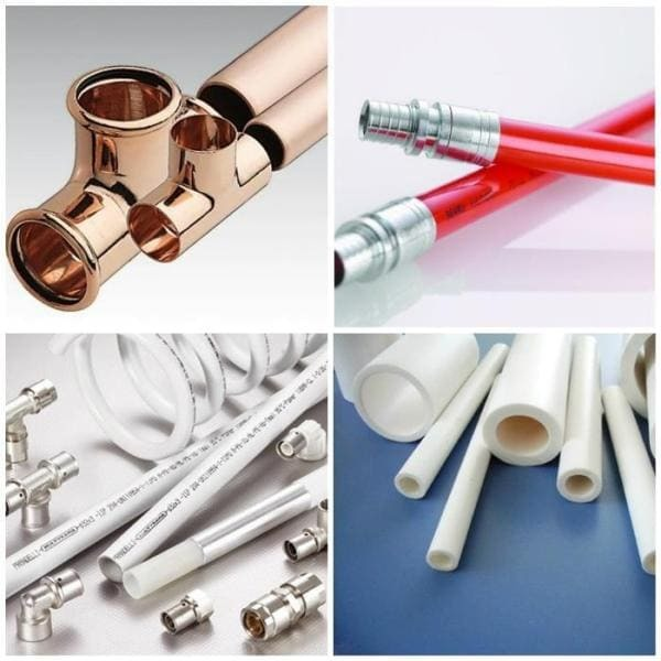 Какие трубы лучше выбрать для отопления: сравнительный обзор