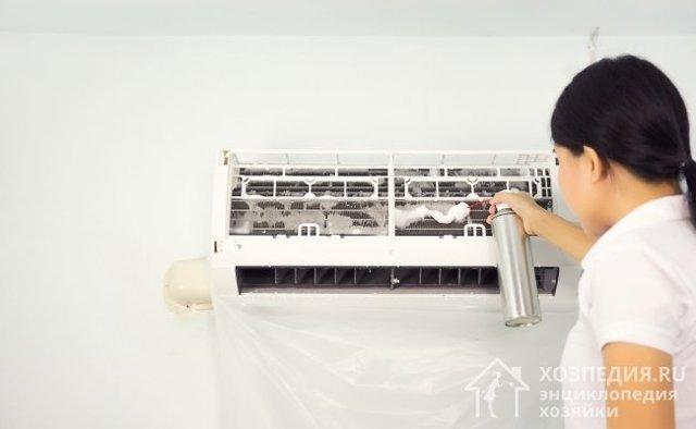 Чистка сплит-систем своими руками: как почистить самостоятельно в домашних условиях