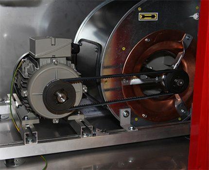 Вентиляция склада и нормы кратности воздухообмена складских помещений