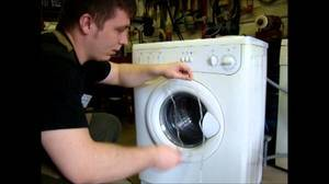 Как открыть стиральную машинку, если она заблокирована