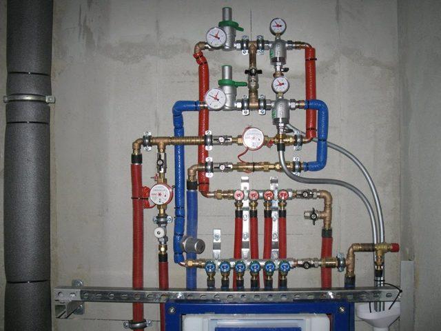 Монтаж металлопластиковых труб своими руками: технология соединения и монтирования