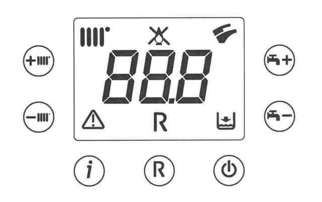 Ремонт неисправностей газовых котлов baxi: коды ошибок и их расшифровка