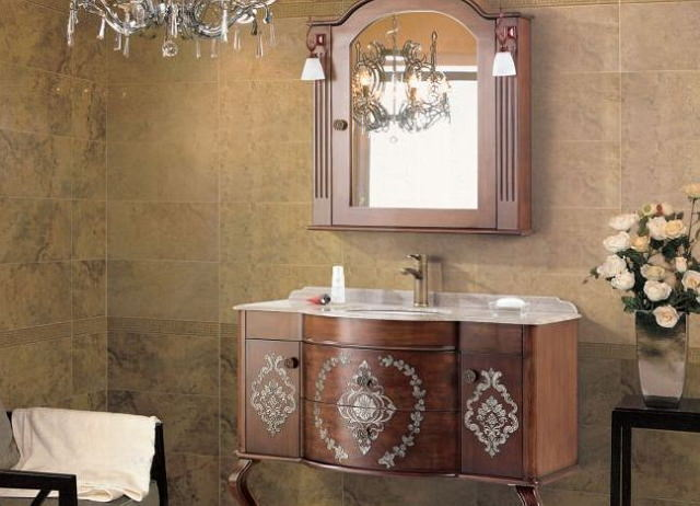 Ванная комната в деревянном доме: правила обустройства и отделки