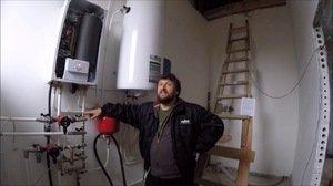 Заполнение системы отопления теплоносителем: технология