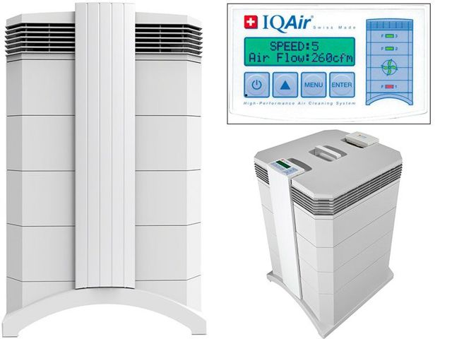 Увлажнитель-очиститель воздуха: выбор лучшего воздухоочистителя