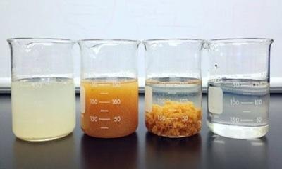 Коагулянт для очистки сточной воды: виды, принцип действия, как выбрать