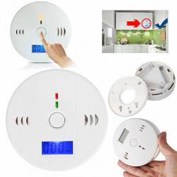 Датчик угарного газа для дома: виды устройств определения утечки