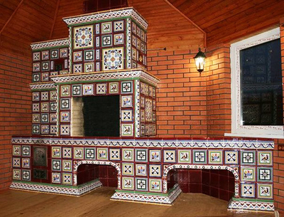 Печь из кирпича для дома: виды печек и классификация, примеры порядовок + гайд по сборке