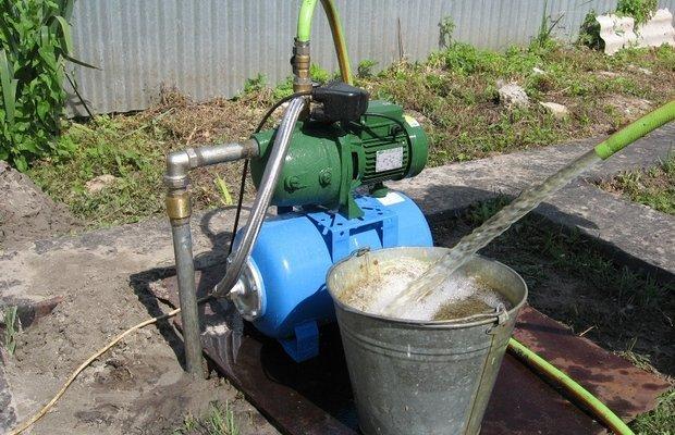 Подключение насосной станции к скважине: технология проведения работ
