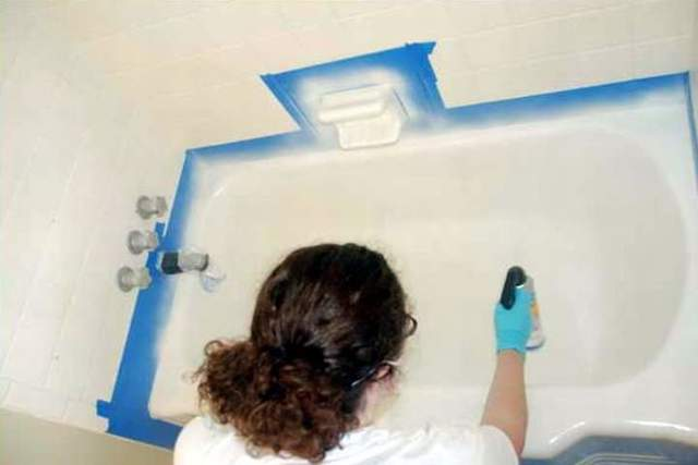 Эмаль для реставрации ванн: какая эмаль для ванны лучше и почему?