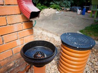 Ливневая канализация своими руками: схемы устройства системы водоотведения