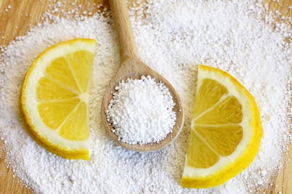 Как почистить стиральную машину лимонной кислотой - инструкция