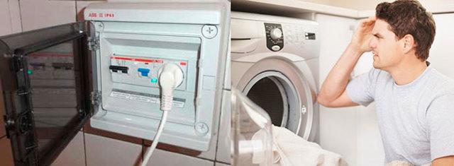 Почему не включается стиральная машина: причины и ремонт