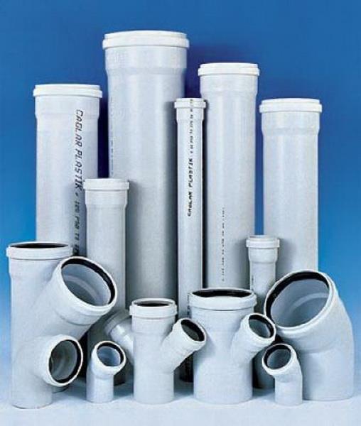 Канализационные трубы ПВХ и ПНД для наружной канализации: виды, спецификации, маркировка