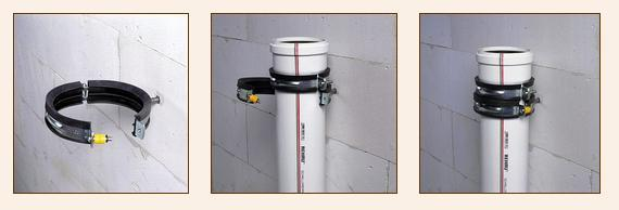 Бесшумная канализация: правила обустройства и монтажные примеры