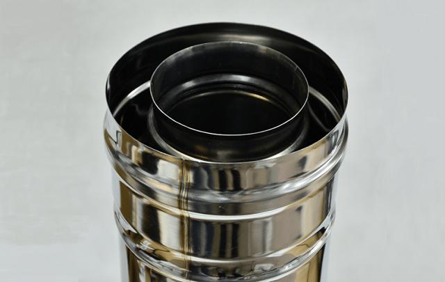 Коаксиальный дымоход: устройство, виды, установка и монтаж
