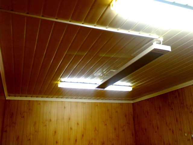 Экономное отопление гаража своими руками: 5 систем обогрева