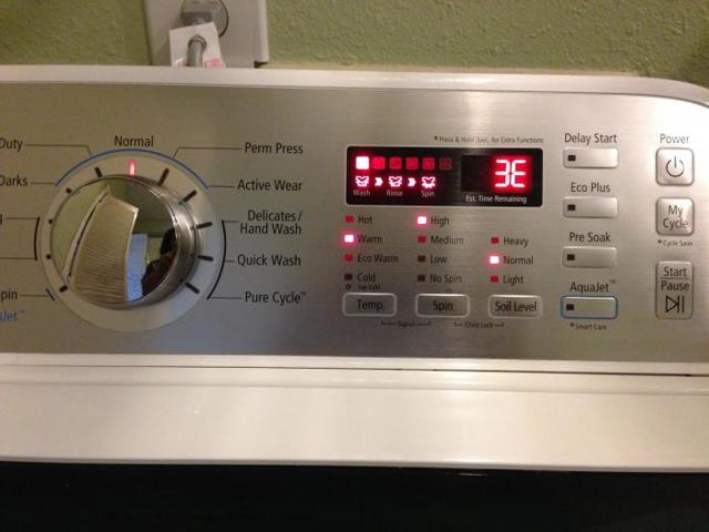 Ошибки стиральной машины samsung и советы по ремонту