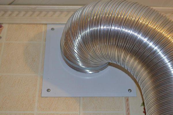 Гофра для вытяжки: выбор гофрированной трубы для вентиляции