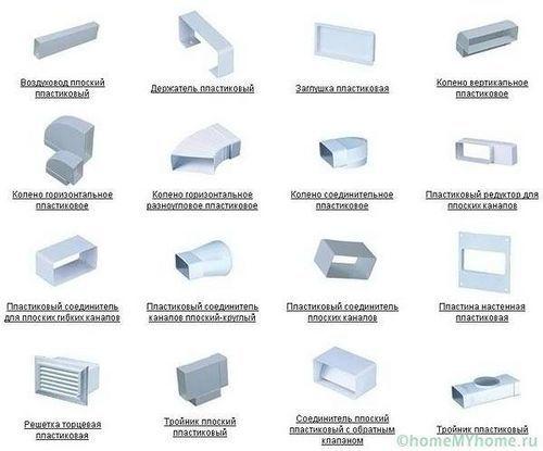 Пластиковые воздуховоды для вентиляции: виды, советы по выбору + правила обустройства пластикового вентканала