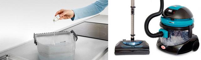 Пеногаситель для пылесоса: назначение, виды, как использовать + обзор популярных брендов