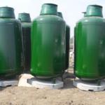 Газгольдер для дачи: минигазгольдеры вертикальные с горизонтальными