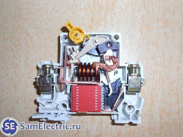 Номиналы автоматических выключателей по току для грамотного подбора