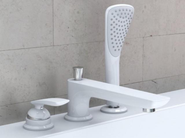 Как установить смеситель на борт ванны: инструкция по установке