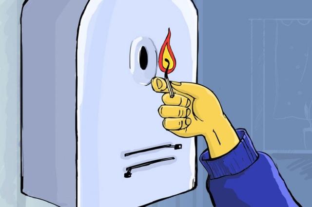 Почему газовая колонка включается с хлопком: причины и способы устранения неисправности