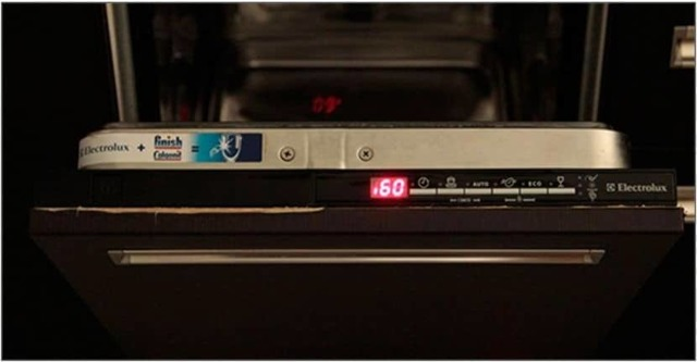 Ремонт посудомоечных машин Электролюкс: характерные поломки и восстановление