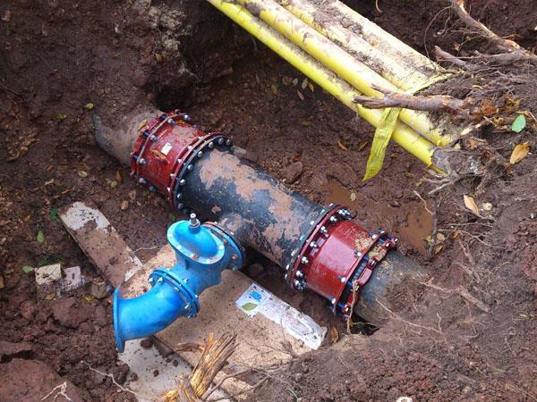 Как отрезать трубу с газом: правила и порядок выполнения работ
