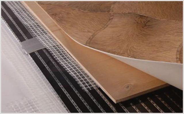 Водяной тёплый пол под линолеум: пошаговая инструкция по проектированию и монтажу