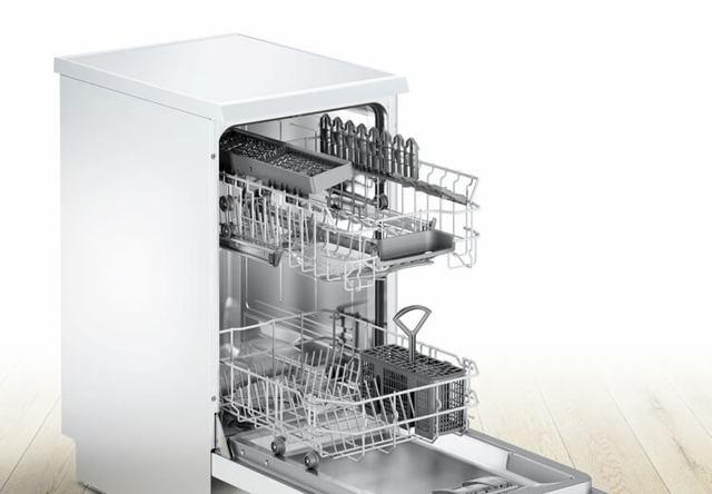 Отдельностоящие посудомоечные машины bosch 45 см: ТОП-8 моделей + советы по выбору
