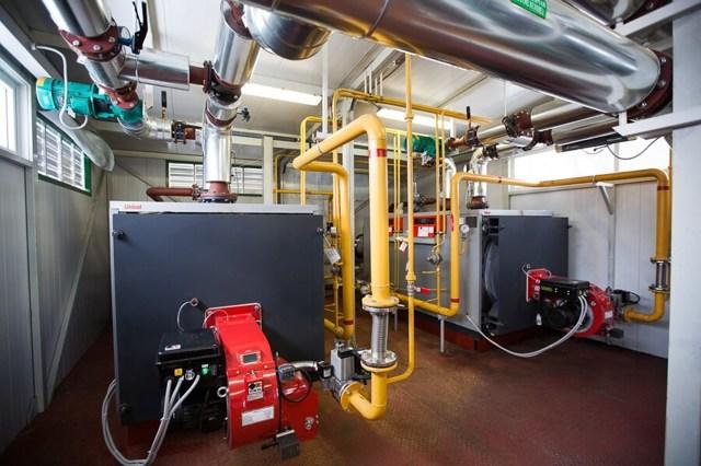 Газовая котельная для многоквартирного дома: устройство автономной бойлерной