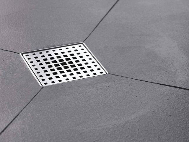 Трап для душа в полу под плитку: пошаговая инструкция по сооружению