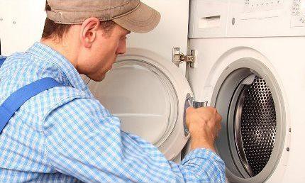 Почему стиральная машина не отжимает или шумит при отжиме