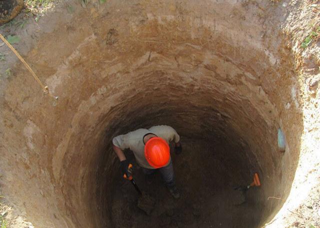 Колодец на даче своими руками: устройство, как сделать и выкопать самому