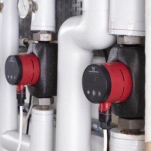 Гидравлический расчет системы отопления + расчет по площади